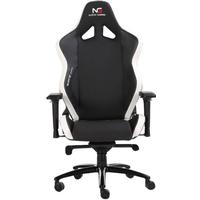Nordic Gaming Heavy Metal Gaming Chair BlackWhite