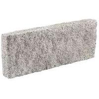 Granit kantsten gråröd 70x26x7 cm
