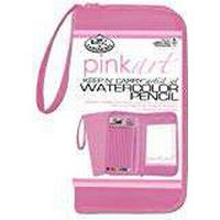 Royal Brush Royal & Langnickel Pink Art Keep N' Carry Watercolour Pencil Set