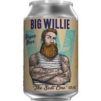 Big Willie Ginger Beer (12-pack)