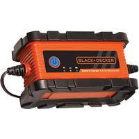 BLACK & DECKER BC6BDW Batteriladdare - 12V, 6A