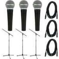 Dating Shure mikrofoner