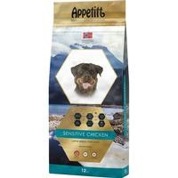 Hundfoder Appetitt Sensitive Chicken Large Breed, 12 kg