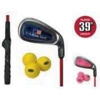 U.S. Kids Golf Yard Clubs Kindereinzelschläger-pink
