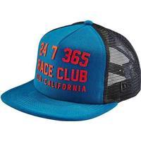 Troy Lee Designs Race Club New Era Cap Blå en storlek