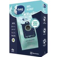 E206B Hygiene Anti Allergy S bag dammsugarpåsar (4 st) från