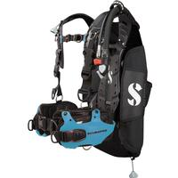 Scubapro Hydros Pro Womens BCD - Extra Small/Small / Turquoise