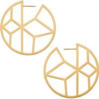Edblad smycken: örhängen, halsband, armband Edblad - Örhängen, Shirin Matt Gold, Guld