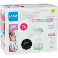 MAM Bröstpump 2in1 Elektrisk/Manuell