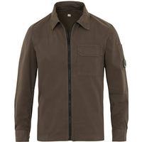 C.P. Company Garment Dyed Overshirt Green (XXL)