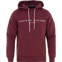 Tommy Hilfiger Logo Hoodie Tawny Port (XXL)