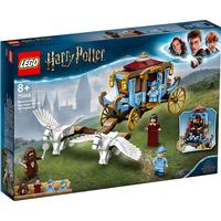 Lego Harry Potter Beauxbatons Carriage Arrival at Hogwarts 75958