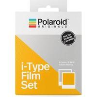 Polaroid Originals 2-Pack Färg/Svartvit I-Type Film, Rea Utgången i Juli