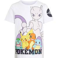 Name It Kid's Pokémon T-shirt - White/Bright White (13178765)