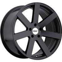 TSW Bardo Matte Black 10x20 5/114.3 ET25 CB76.1