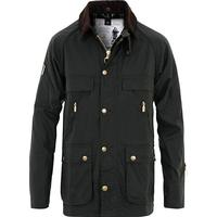 Barbour Lifestyle 125 Re-Engineered Bedale Wax Jacket Sage (XXL)