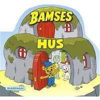 Kärnan Bamses hus (pekbok)