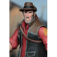 Team Fortress 2 Actionfigurs 18 cm Serie 4 RED Assortment (12)