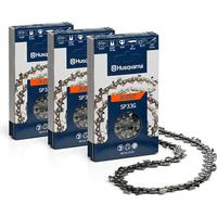 "Husqvarna Kedja X-Cut 13"" .325"" 1,3mm 56dl - 3 pack"