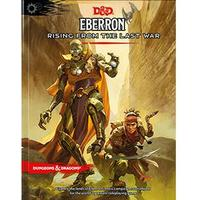 Wizards of the Coast Dungeons & Dragons - Eberron: Rising from the Last War