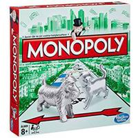 Monopol classic - sällskapsspel - spel till familj