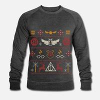 Harry Potter Ugly Christmas Sweater Design