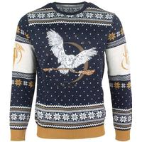 Official Harry Potter Hedwig Christmas Jumper / Ugly Sweater - UK 3XL / US 2XL