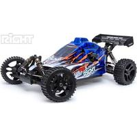 RIGHT 1/5 Buggy 26cc Bensin 4WD RTR 2.4G, RIGHT