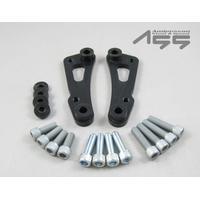 S60R/V70R bromsadapter Nissan S13 / S14 / S15 Fram