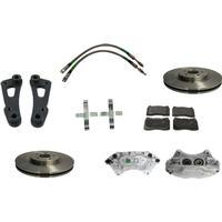 S60R/V70R R-Bromskit fram Nissan S13 / S14 / S15