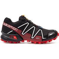 Salomon Spikecross 3 CS M BlackRedBlackRadiant RedWhite