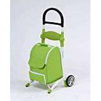 39/x 27/x 103/cm Garmol G4/Love C589/Shopping Trolley 4/wheels Fabric Grass Green