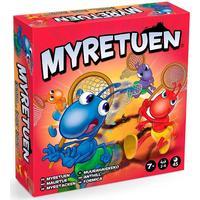 Myrstacken - Myretuen (nordic)