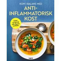 antiinflammatorisk kost lista