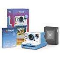 Polaroid Originals 4939 Everything Box Summer Blue (1 Camera + 1 Pack of Film + 1 Archive Box)
