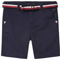 Tommy Hilfiger Essential Belt Chino Shorts Twilight Navy 5 years