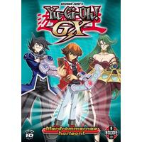 Yu Gi Oh! Gx Volym 10 (DVD)