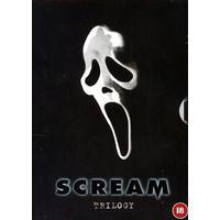 Scream 1-3 Trilogy (3-disc)