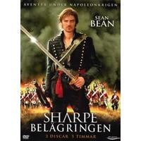 Sharpe 4 Belägringen (DVD)