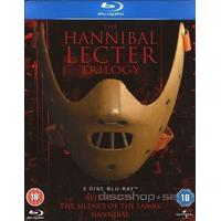 Hannibal Lecter trilogy (Blu-ray) (3-disc)