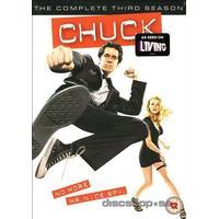 Chuck - Series 3 (5-disc)