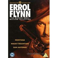 Errol Flynn: Western collection (3-disc)