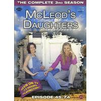 Mcleod's Daughters Säsong 3 (DVD)