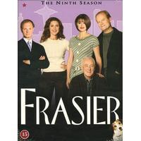 Frasier Season 9 - Ej Svensk Text (DVD)