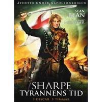 Sharpe 3 Tyrannens Tid (DVD)