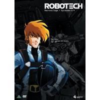 Robotech - Macross Saga Eps 1-4 (DVD)
