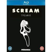 Scream 1-3 Trilogy (Blu-ray)