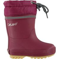 CeLaVi Laceup Thermal Wellies Dusky Orchid • Se priser (2