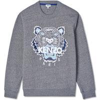 Kenzo Tiger Sweatshirt Grå | Manofakind