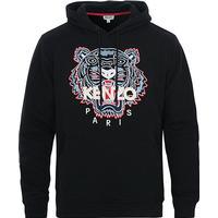Kenzo Tiger Hoodie Black